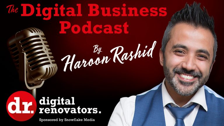 Digital Business Podcast #001 – Lee Kenny, Halifax Panthers Rebrand